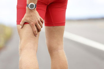 Pathologies du sport en lien avec les jambes